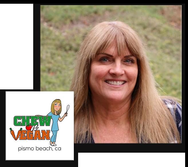 Meet Debi Chew - Chew on Vegan 2