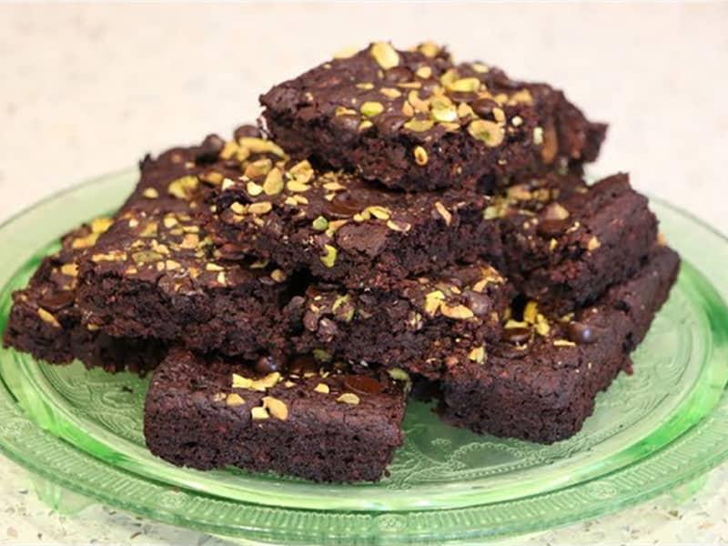 Vegan Brownie Recipe by Chef-AJ-Chew-on-Vegan