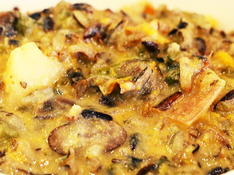 vegan-creamy-mushroom-and-wild-rice-soup Chew on Vegan