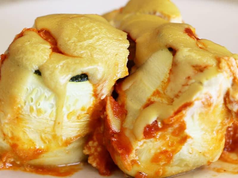 vegan-zucchini-lasagna rollups Chew on Vegan